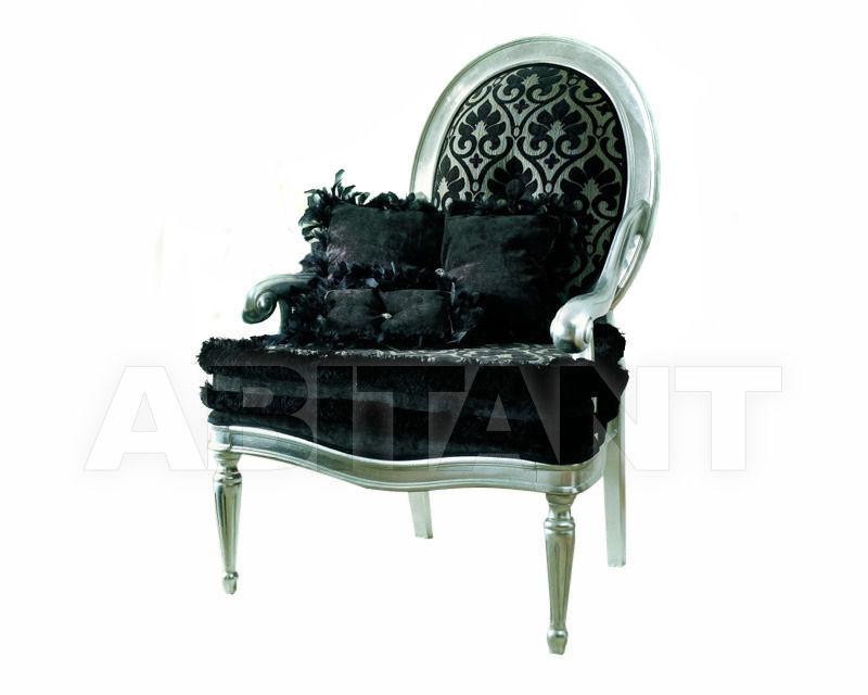 Купить Стул с подлокотниками PALOMA poltrona Stile Italia I.S. interior space s.r.l. 2010 5032