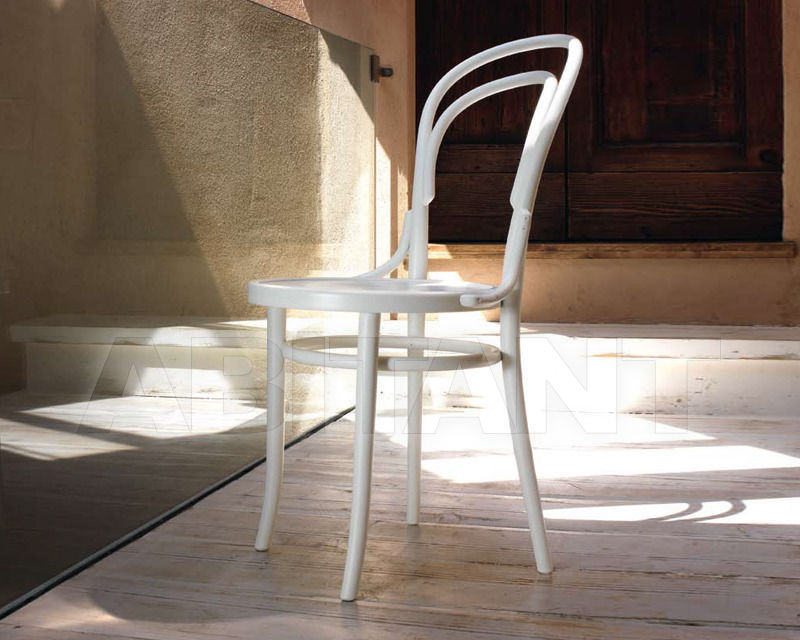 Купить Стул Italcomma Complementi D'arredo S.R.L  Sedie Storiche 21 A 14 BIST bianco