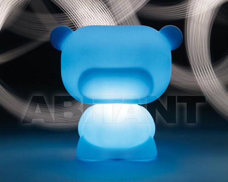 Купить Лампа настольная Slide Lights LP PUR045 blue