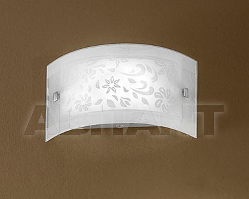 Купить Светильник настенный JACARANDA WHITE Antea Luce Generale Collection 6174.27