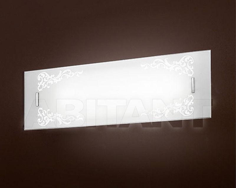 Купить Светильник настенный DAMASCO Antea Luce Generale Collection 6224.80 E