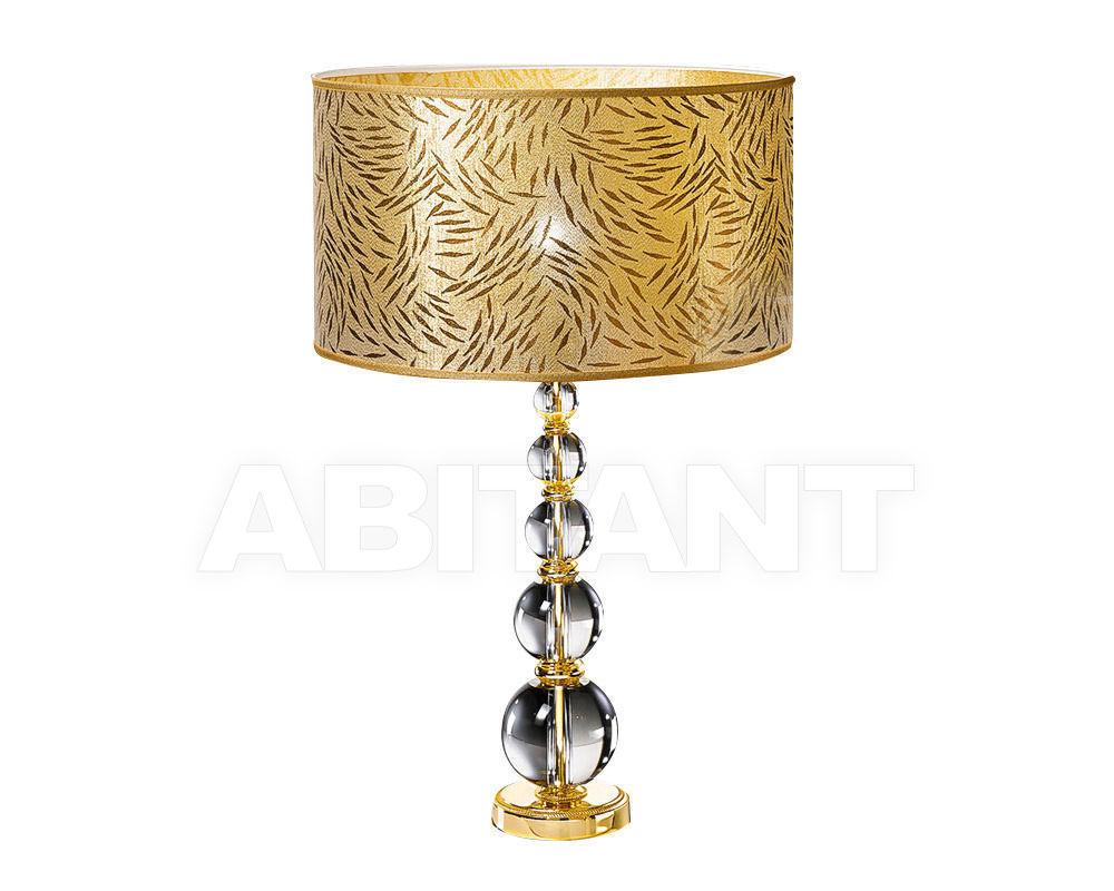Купить Лампа настольная ZUNA GOLD Antea Luce Generale Collection 6347.40