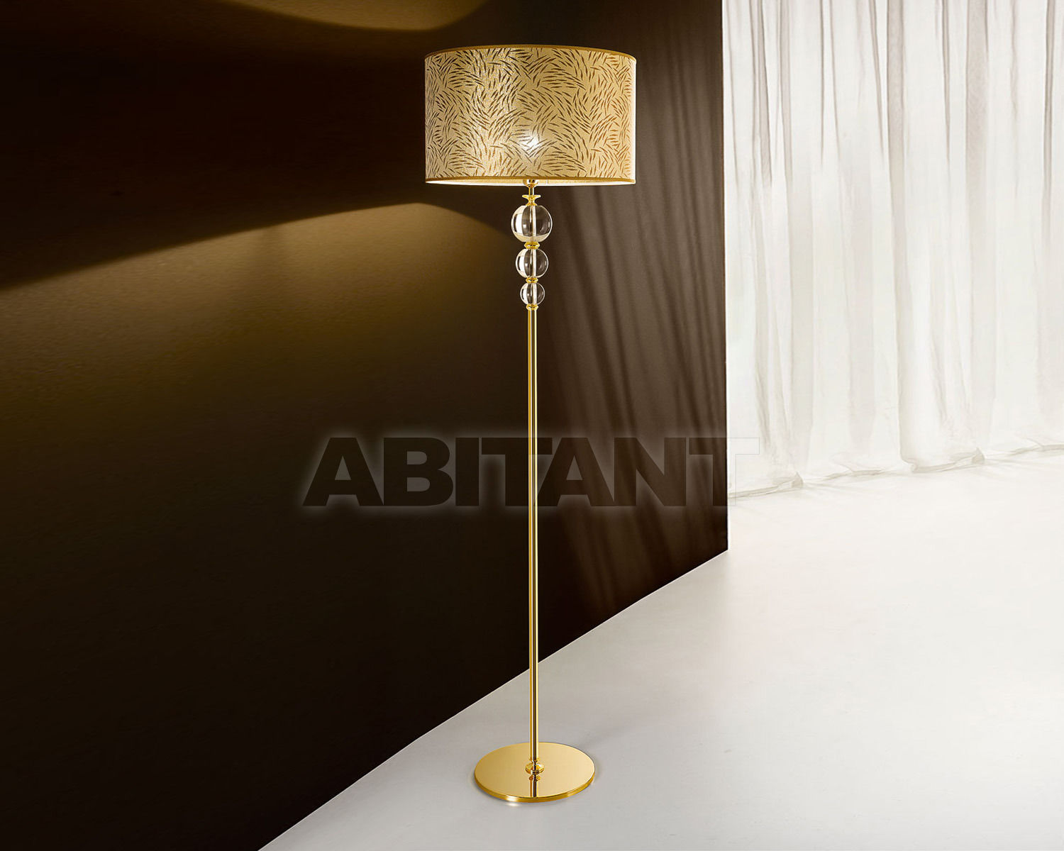 Купить Торшер ZUNA GOLD Antea Luce Generale Collection 6349