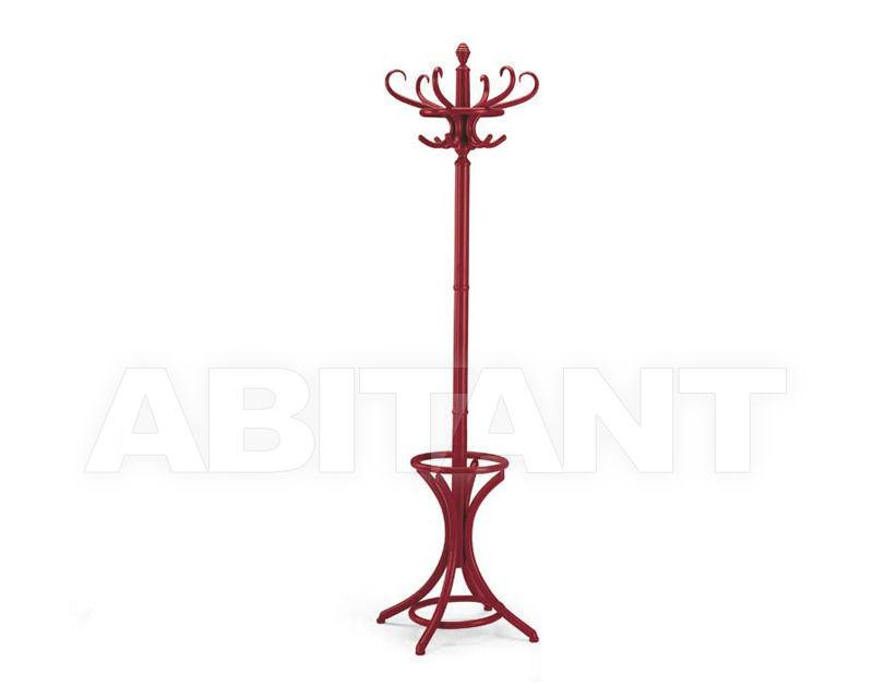Купить Вешалка напольная Italcomma Complementi D'arredo S.R.L  Sedie Storiche 26 P 2204 red