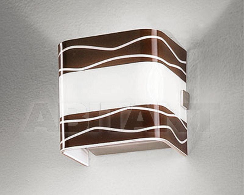 Купить Светильник настенный LINEAR WENGE' Antea Luce Generale Collection 5944.10
