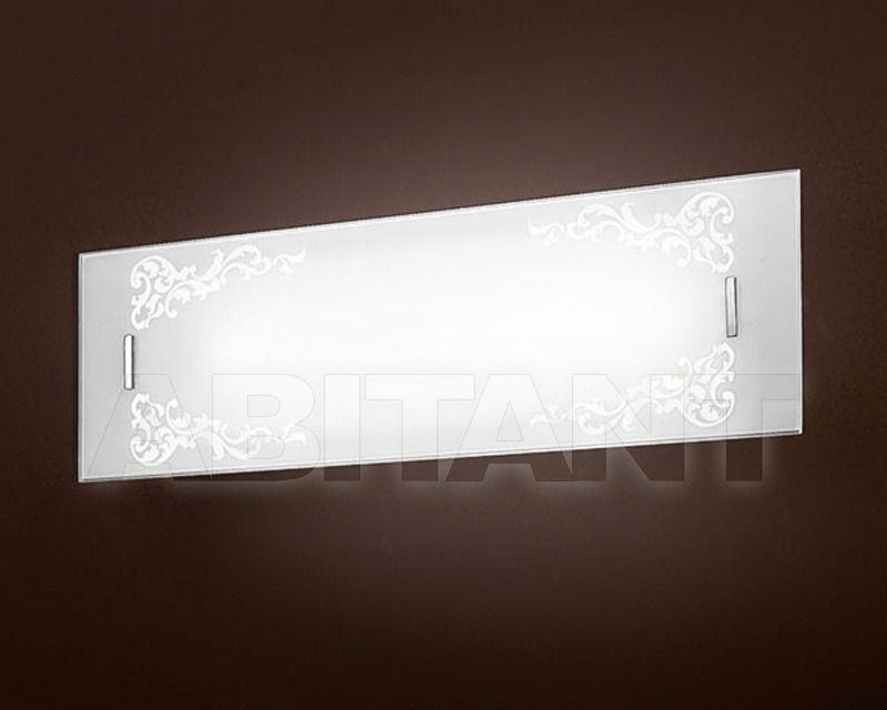 Купить Светильник настенный DAMASCO Antea Luce Generale Collection 6224.80 FL