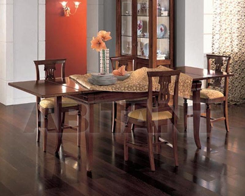 Купить Стол обеденный ABC mobili in stile Angelika 20 TA01/OA