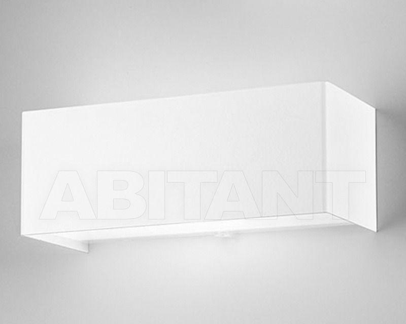 Купить Светильник настенный LINEAR METAL WHI Antea Luce Generale Collection 6542.24