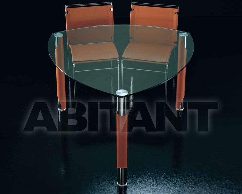Купить Стол обеденный Decoder Italcomma Complementi D'arredo S.R.L  Urbinati Dec 01