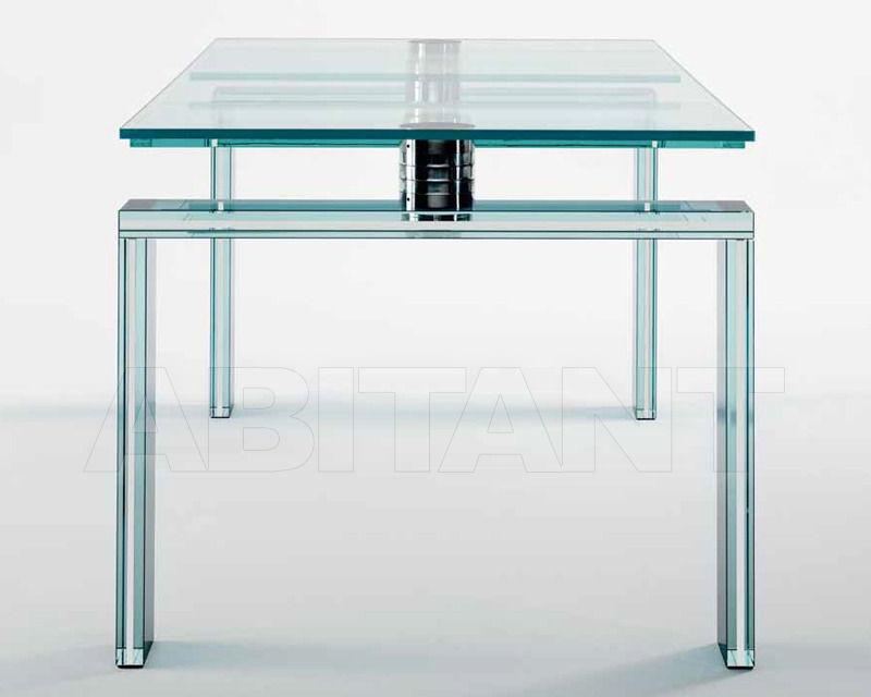 Купить Стол обеденный Chelsea Italcomma Complementi D'arredo S.R.L  Urbinati Chelsea cm. 160 (260) piano float