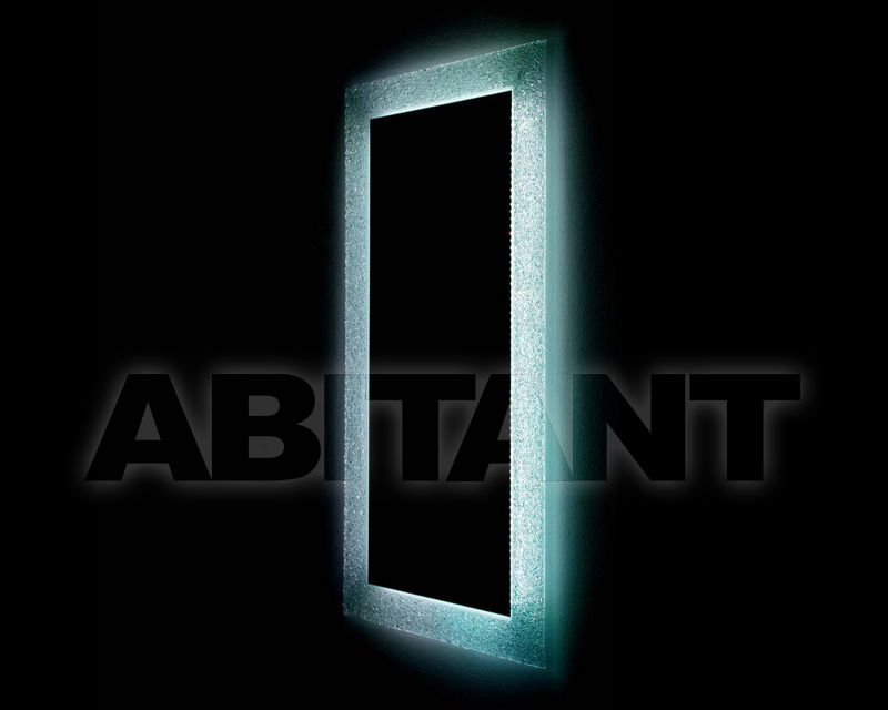 Купить Зеркало настенное BEVERLY Italcomma Complementi D'arredo S.R.L  Urbinati 01GD01017 whit white led kit