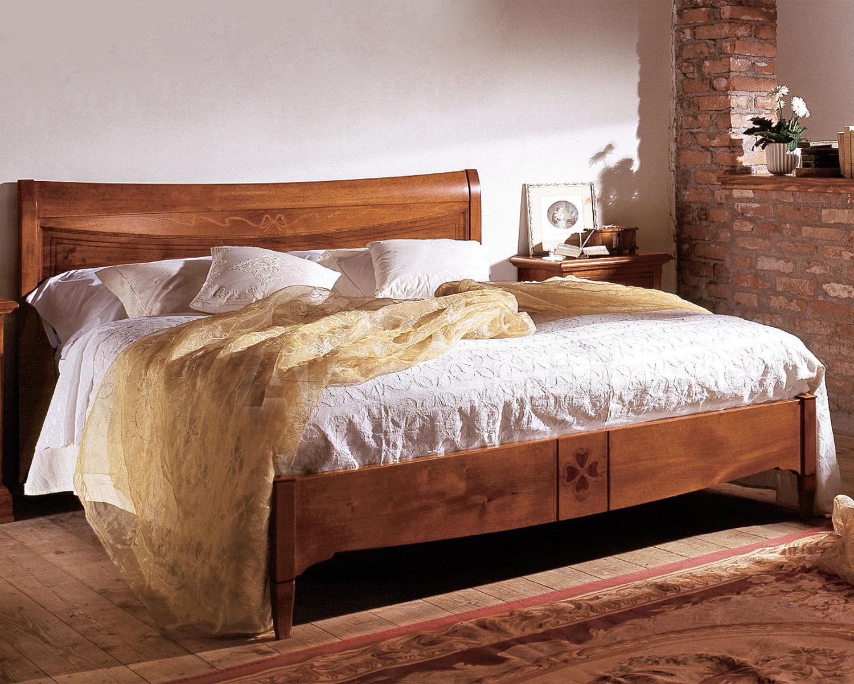 Купить Кровать ABC mobili in stile Ambra 22 LT02/BB