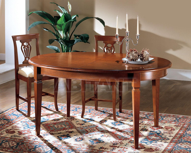 Купить Стол обеденный ABC mobili in stile Botticelli TA 1007/OV