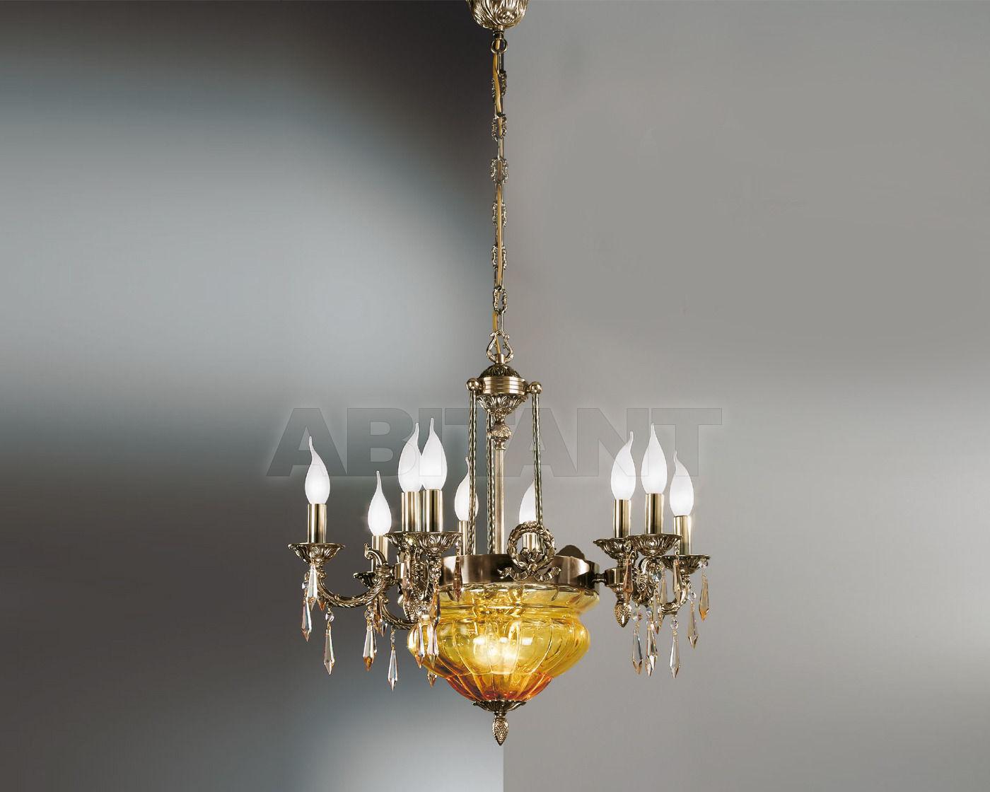 Купить Люстра Nervilamp Snc Nervilamp 2013 581/9+2