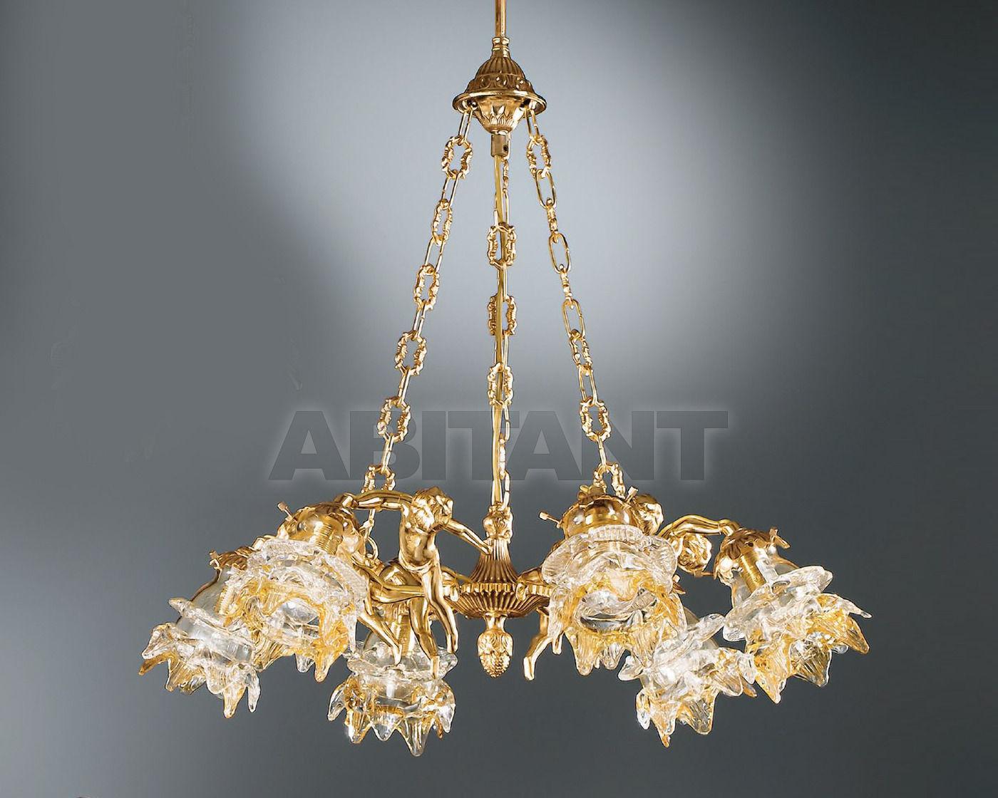 Купить Люстра Nervilamp Snc Nervilamp 2013 2080/6/AM