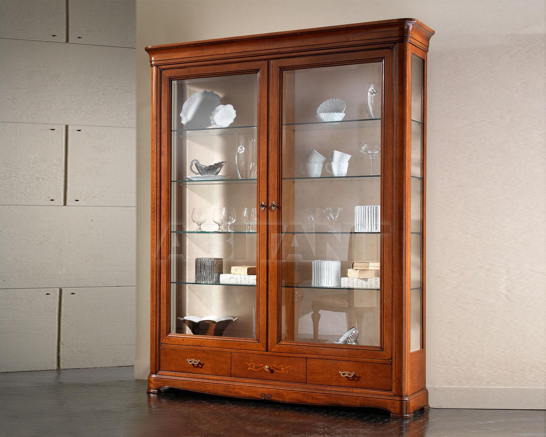 Купить Витрина ABC mobili in stile Giotto 28 CS01/AT