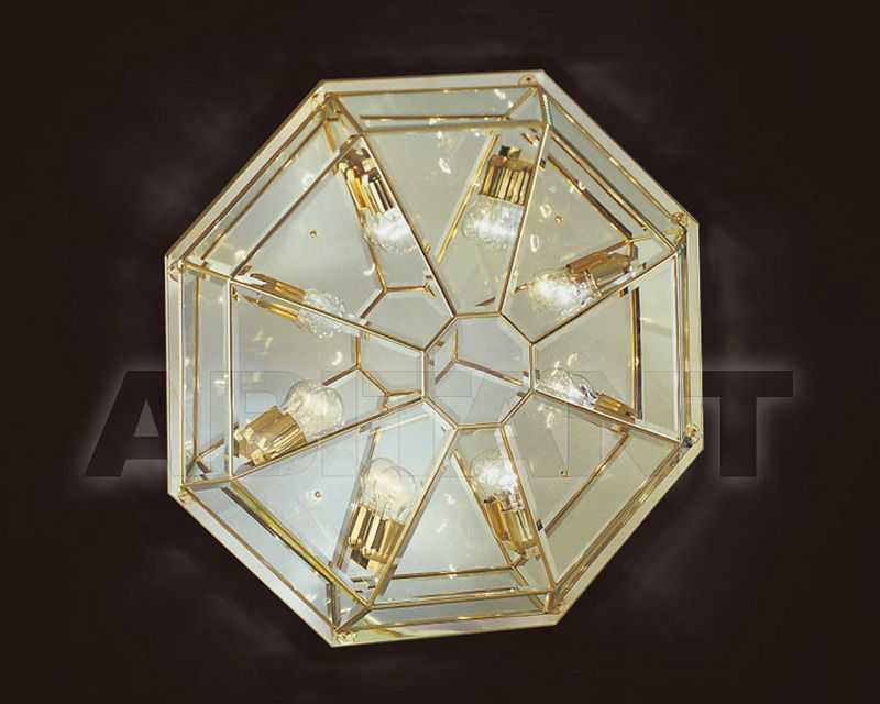 Купить Светильник Cremasco Illuminazione snc Il Rilegato 1025/8PL-GR-B.cm