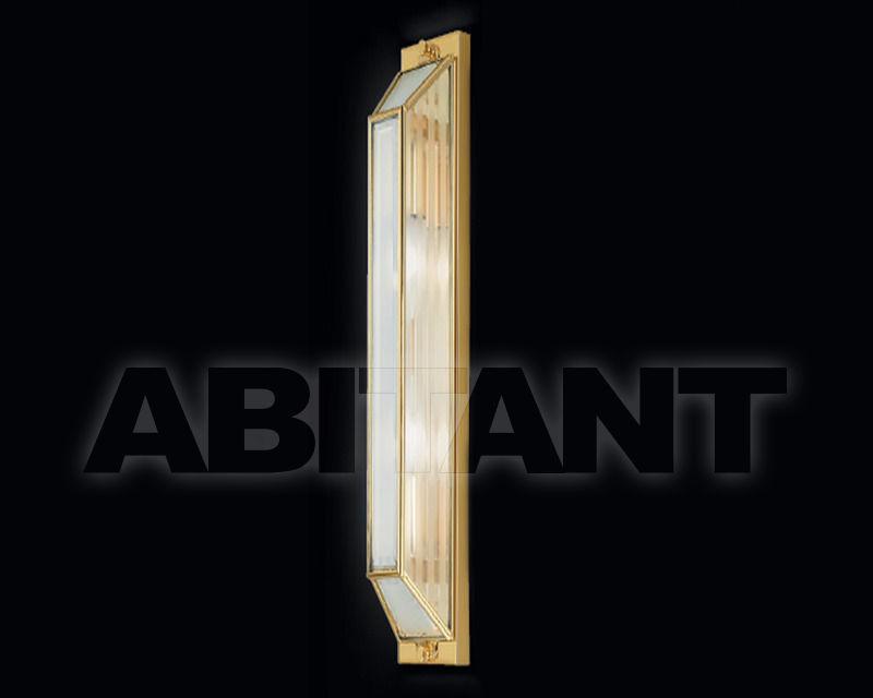 Купить Светильник настенный Cremasco Illuminazione snc Il Rilegato 2023/2AP-B.si