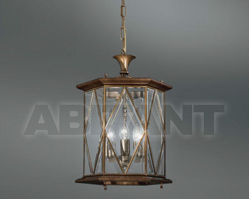 Купить Светильник Cremasco Illuminazione snc Il Rilegato 0986/3S-GR-LN.cm
