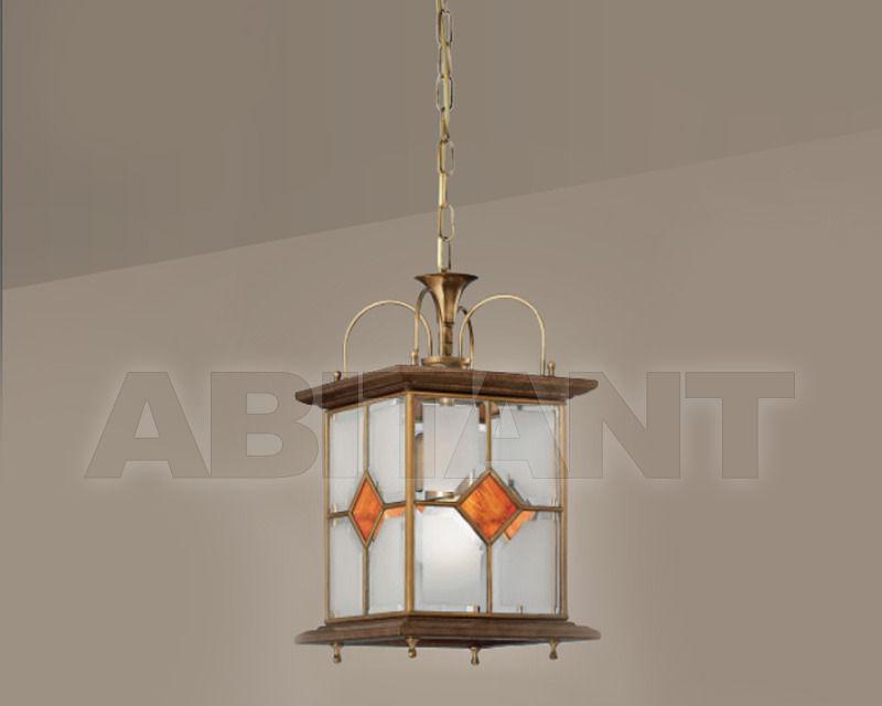 Купить Светильник Cremasco Illuminazione snc Il Rilegato 1075/1S-LN.sm.col