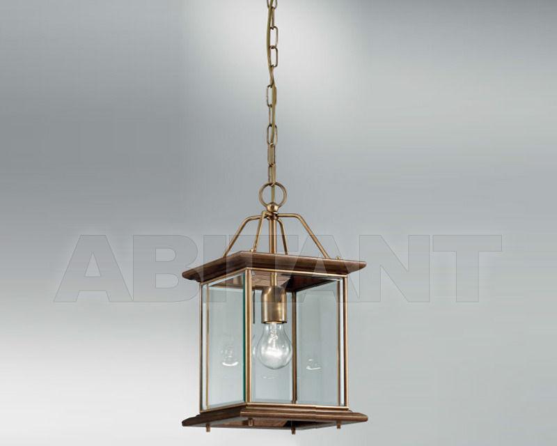 Купить Светильник Cremasco Illuminazione snc Il Rilegato 1076/1S-LN.cm