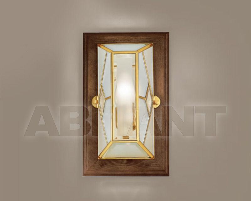 Купить Светильник настенный Cremasco Illuminazione snc Il Rilegato 10281AP-LN.cm.col
