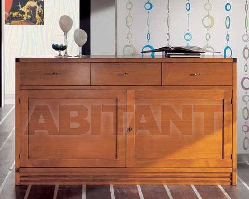 Купить Буфет ABC mobili in stile Botticelli 782а/24 CRO2/AA