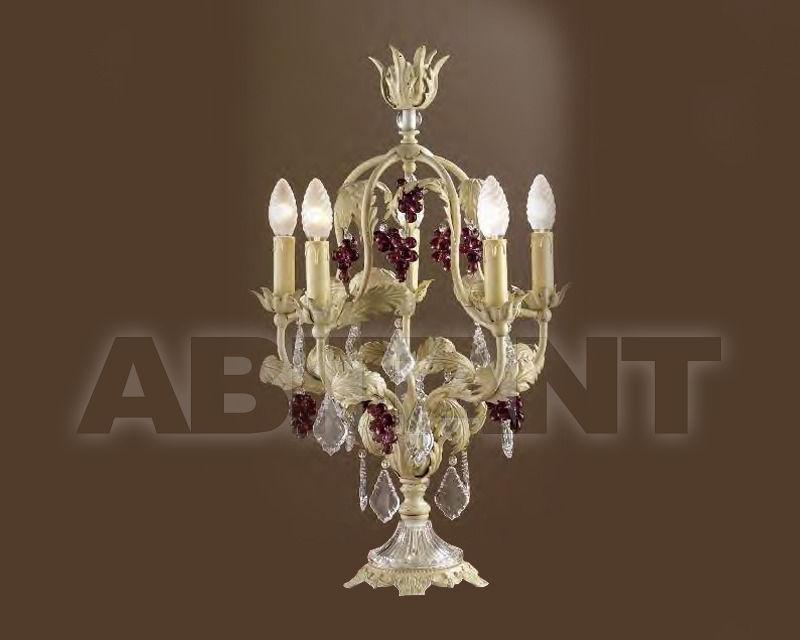 Купить Лампа настольная Epoca Lampadari snc  Epoca 2007 1355/LG5