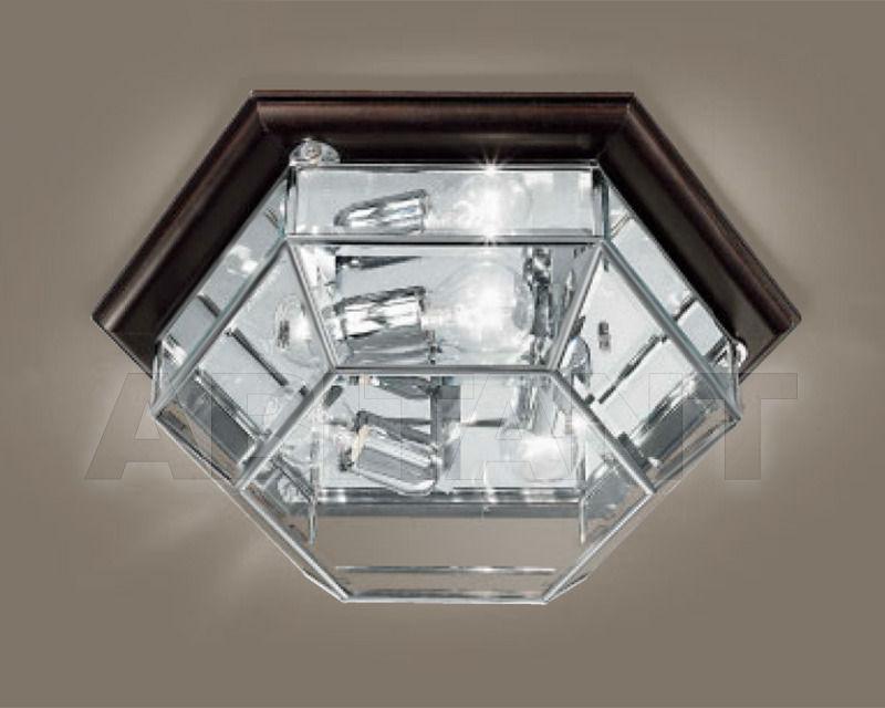 Купить Светильник Cremasco Illuminazione snc Il Rilegato 0966/3PL-LN.cm