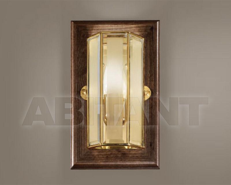 Купить Светильник настенный Cremasco Illuminazione snc Il Rilegato 0972/1AP-LN.sm