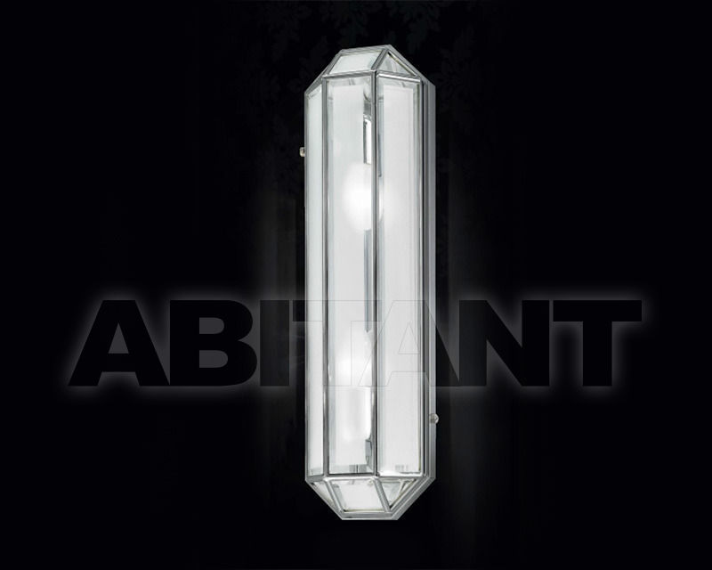 Купить Светильник настенный Cremasco Illuminazione snc Il Rilegato 1037/2AP-B.sm