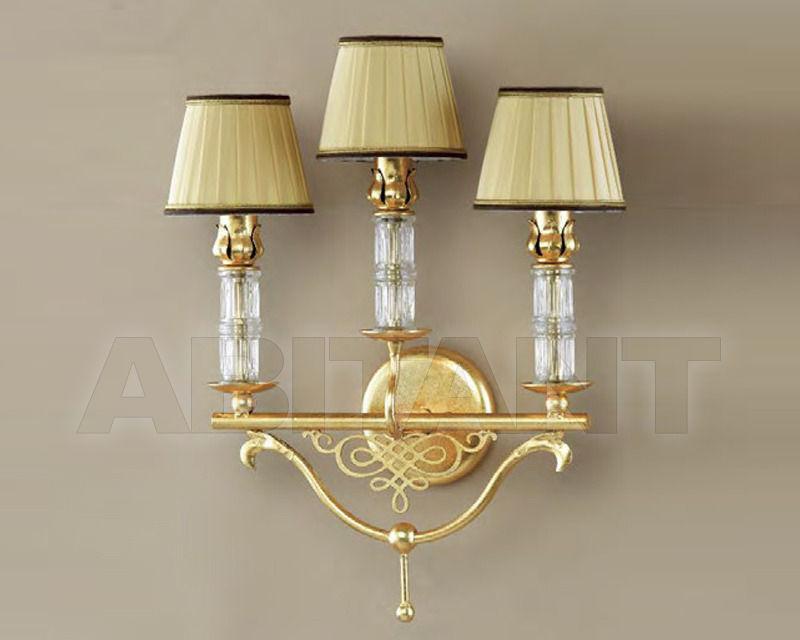 Купить Светильник настенный Epoca Lampadari snc  Epoca 2007 1372/A3