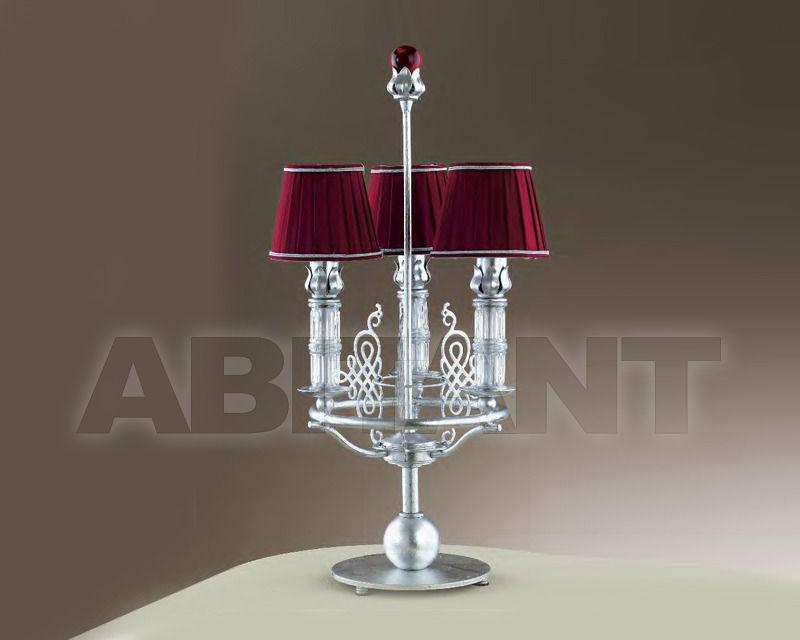 Купить Лампа настольная Epoca Lampadari snc  Epoca 2007 1372/LG3