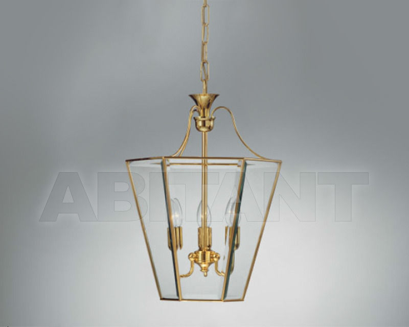Купить Светильник Cremasco Illuminazione snc Il Rilegato 1035/3S-MG.cm