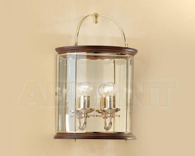 Купить Светильник настенный Cremasco Illuminazione snc Il Rilegato 1805/2AP-LN.c