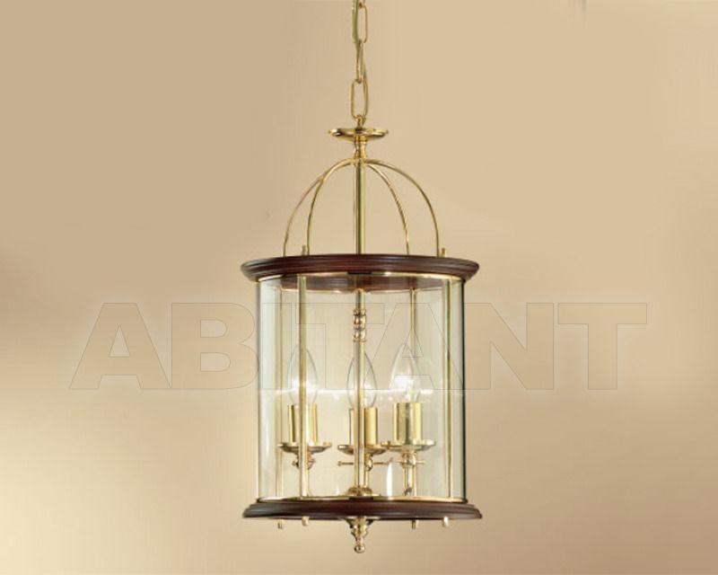 Купить Светильник Cremasco Illuminazione snc Il Rilegato 1801/3S-MD-LN.c
