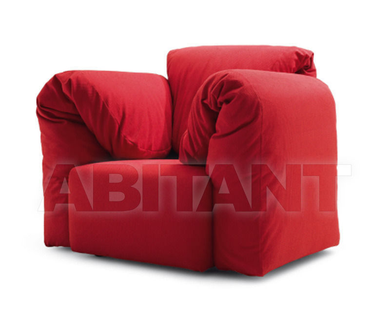 Купить Кресло Meritalia Afra E Tobia Scarpa IL GIULLARE 2 Poltrona
