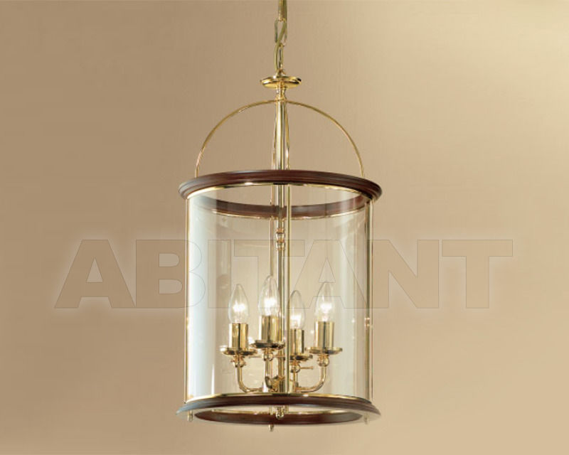Купить Светильник Cremasco Illuminazione snc Il Rilegato 1802/4S.GR-LN.c