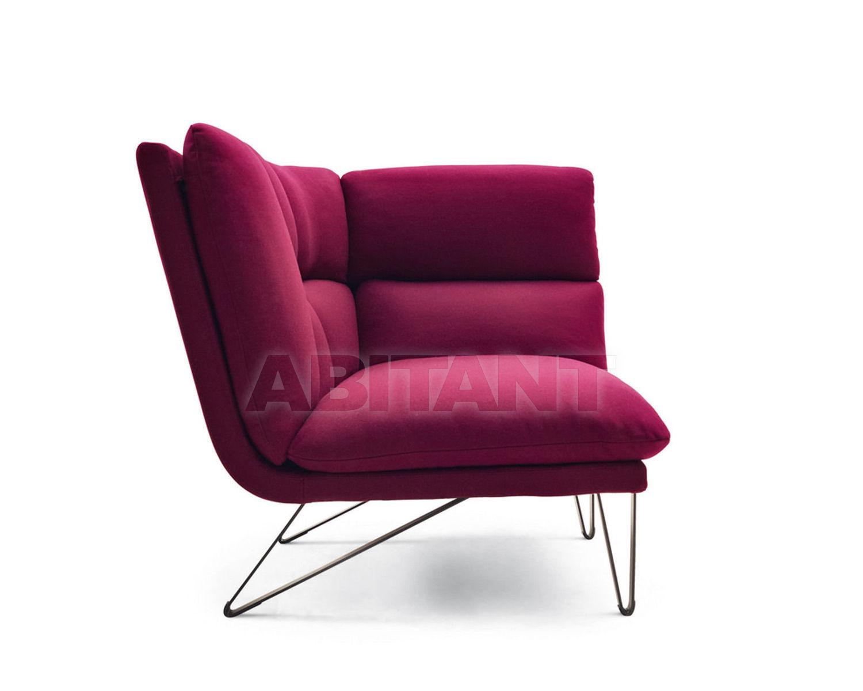Купить Кресло Meritalia Afra E Tobia Scarpa PILLOWCASE Poltrona