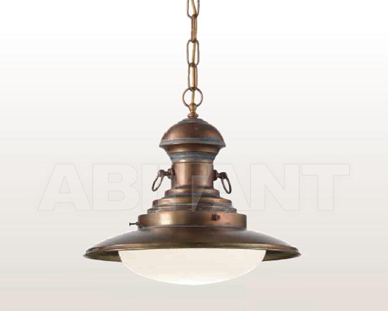 Купить Светильник Cremasco Illuminazione snc Laguna Veneta 493/1S-BRVE