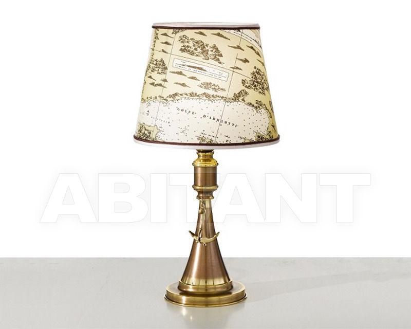 Купить Лампа настольная Cremasco Illuminazione snc Laguna Veneta 527/1LA-BRSF