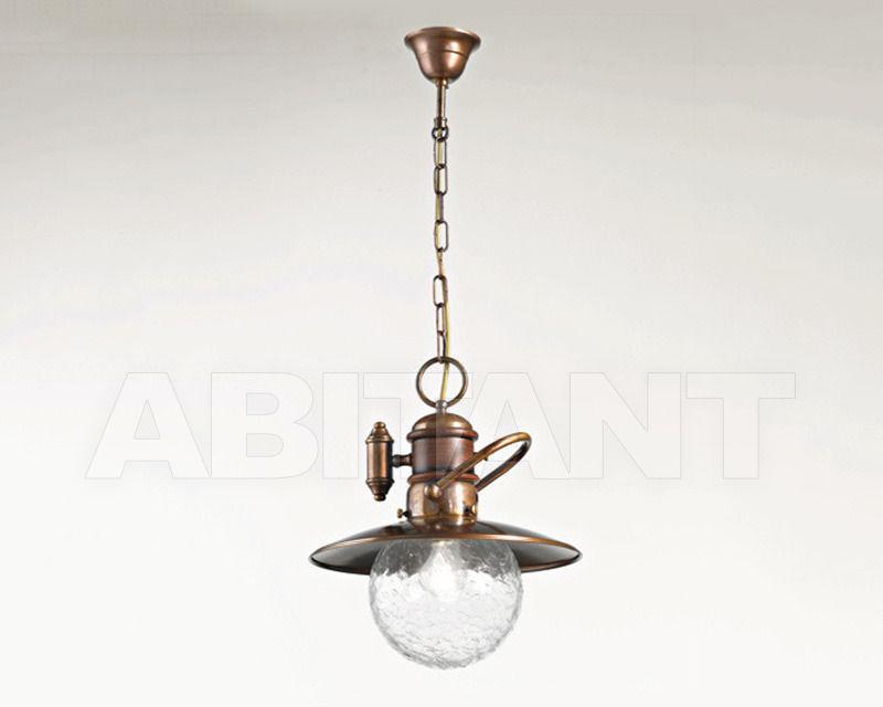 Купить Светильник Cremasco Illuminazione snc Laguna Veneta 661/1S-BR-TR