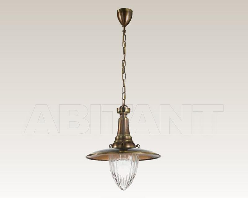 Купить Светильник Cremasco Illuminazione snc Laguna Veneta 4041/1S-BRSF