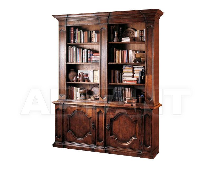Купить Шкаф книжный Tiemme Mobili d'Arte Decor Millennio MONNALISA