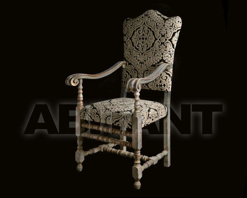 Купить Стул с подлокотниками Tiemme Mobili d'Arte Decor Millennio CARDINALE