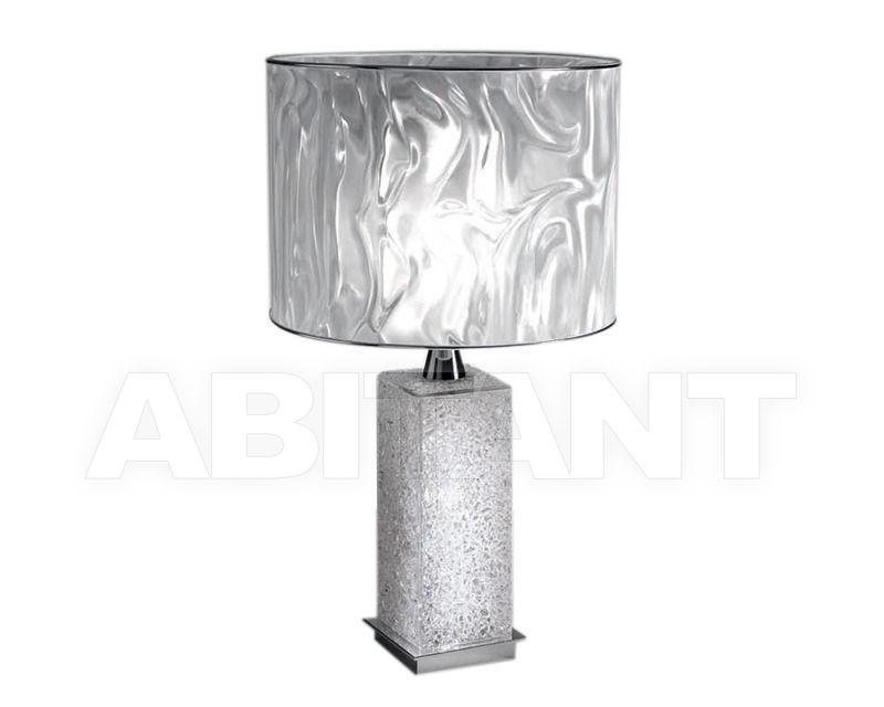 Купить Лампа настольная Cremasco Illuminazione snc Opere Di Luce 1878/1+1LU-…-BN