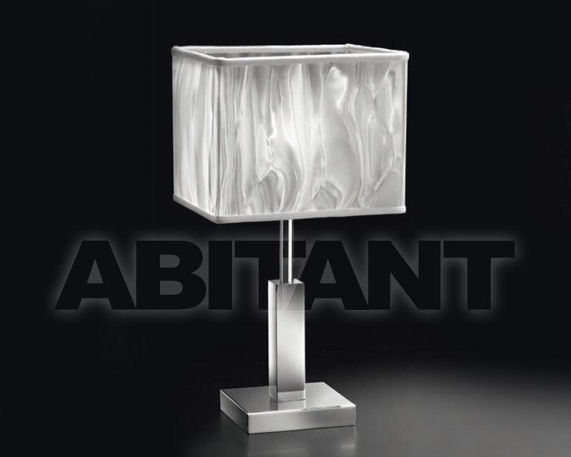 Купить Лампа настольная Cremasco Illuminazione snc Opere Di Luce 5017/1LA-CR