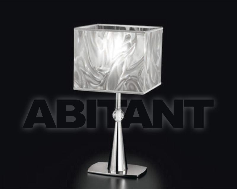 Купить Лампа настольная Cremasco Illuminazione snc Opere Di Luce 5077/1LA-CR-BN