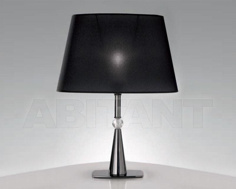 Купить Лампа настольная Cremasco Illuminazione snc Opere Di Luce 5077/1LA-NN-RETE