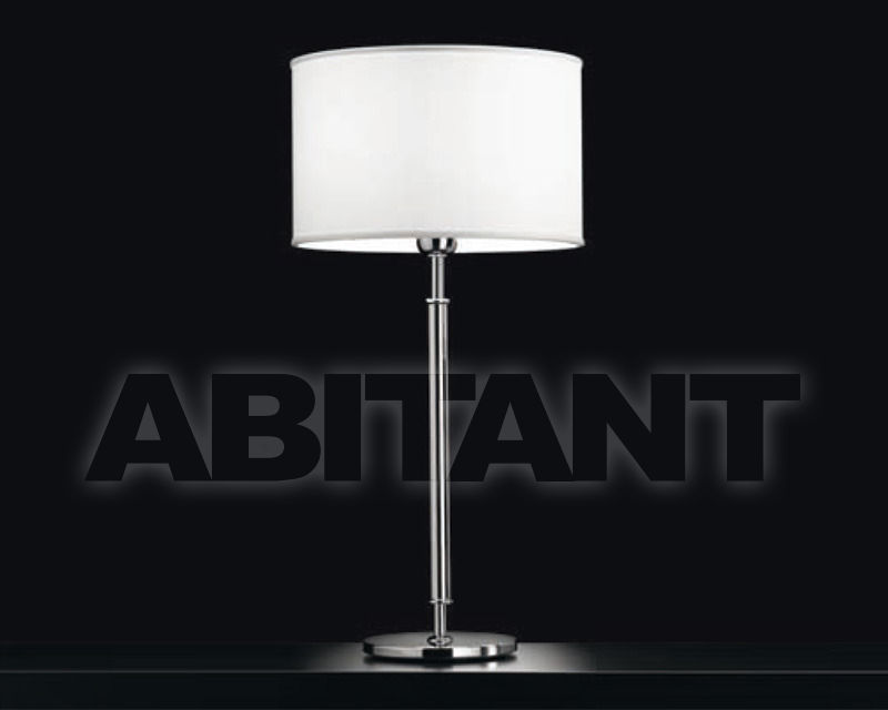 Купить Лампа настольная Cremasco Illuminazione snc Opere Di Luce 5084/1LU-CR-BI